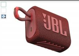 Caixinha de som Bluetooth JBL GO3 original global