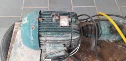 Bomba de água com motor Weg 10 cv