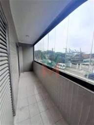 Apartamento à venda, 120 m² por R$ 450.000,00 - Aparecida - Santos/SP