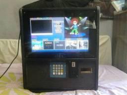 Maquina de musica Junkbox ou troco