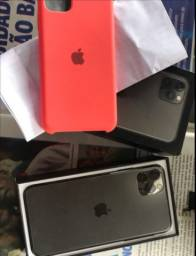 iPhone 11 Pro max sem marca de uso completo