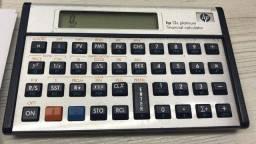 Calculadora Cientifica HP 12c Platinum Nova