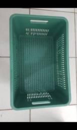 Caixote Contetor Novo Plástico