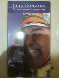 Luiz Gonzaga - coletânea- DVD & CD