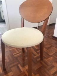 Cadeira de mesa da tok stok 4 unidades