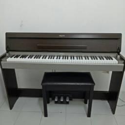 Título do anúncio: Piano Digital Yamaha Arius YDP-S31 Maravilhoso o mais Top