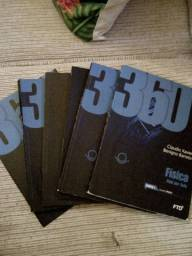 Vendo conjunto 360 volume único