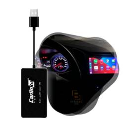 Dongle Carplay/Android Auto para multimidia veicular