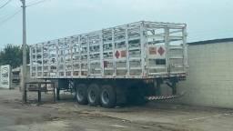Carreta para transporte de Gás