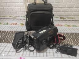 Filmadora jvc compact vhs gr-ax200