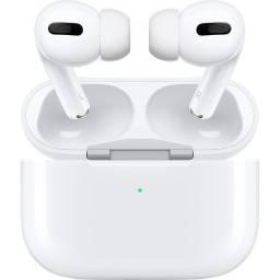 Fone de ouvido Apple Airpods PRO com carregador - Branco-12 vezes sem juros