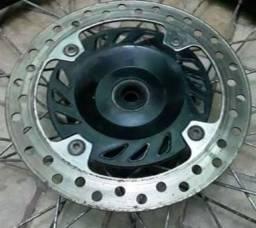 Disco de freio da roda dianteira da xre 300