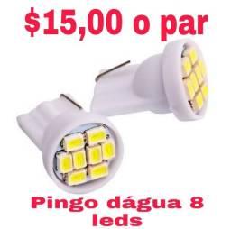 LED pingo dágua
