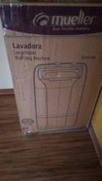 Lavadora de roupas automática 6 kg Muller- NOVA