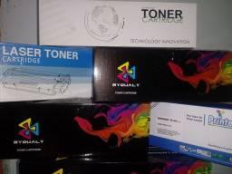 Toner vazio para impressora Brother DCP 1617 NW