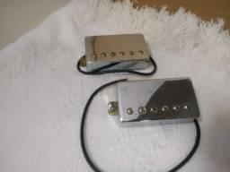 Par de Captadores para Guitarra Les Paul, SG