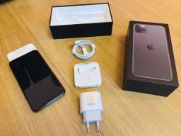 """IPhone 11 Pro Max 256GB 6.5"""" zerado caixa, completo, acessórios lacrados + brindes"""