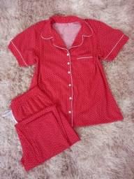 Pijamas feminino adulto
