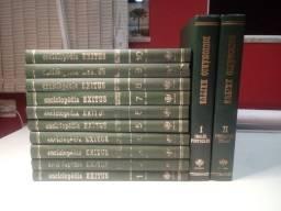 Enciclopédia Exitus + Dicionário Português/Inglês (Vols. I e II)