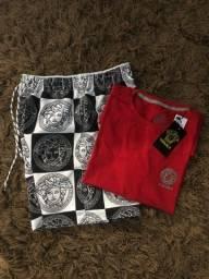 Bermudas mauricinho e camisas peruanas original