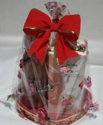 Presente Especial dia dos Namorados Hidratante e Sabonete Noz e Pecã Natura