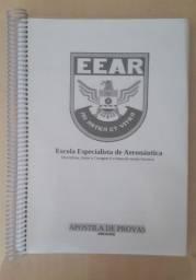 Coletânea de provas EEAR 2009- 2018.1 Provas anteriores NOVA