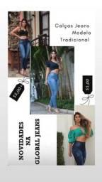 Vestuário Jeans - direto da fábrica