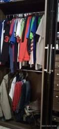 Guarda roupa me MDF de casal
