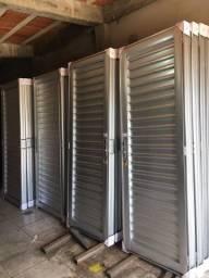 Portas e janelas de aço