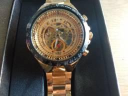 Relógio jaragar winner automatico
