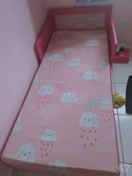 Vendo cama infantil minha filha não dorme nela
