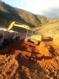 Vendo Escavadeira CASE