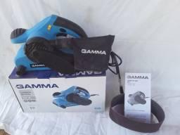 Lixadeira de cinta Gamma 850 wats 220 voltz