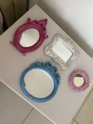 Vendo quadros de espelho