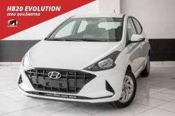 Hyundai HB20 Evolution 2021 Zero KM