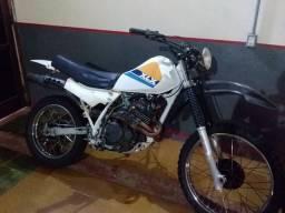 XLX 250 ANO 88 NOTA DE LEILÃO ZAP *