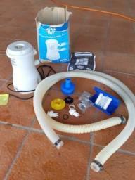 Bomba filtro piscina