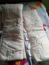Protetor de berço e mosquiteiro