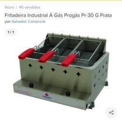Título do anúncio: Fritadeira pro-gás