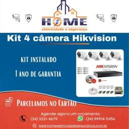 Câmeras De Segurança Hikvison *