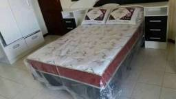 Grande oferta < cama nova luxo casal bem macia >