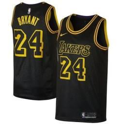 Regata NBA SWINGMAN Lakers Black mamba