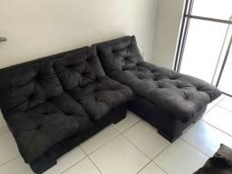 Sofá - 4 cadeiras - cama box casal