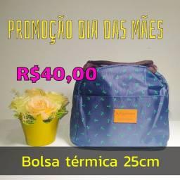 Bolsa Térmica ( tamanho médio )
