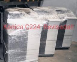 impressora de alta performance Konica minolta C224