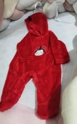 Macacão bebê Tam P