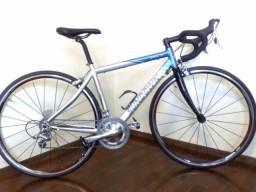 Bike Speed Sundown Competição - Shimano Tiagra - Garfo Fibra de Carbono - Super Nova
