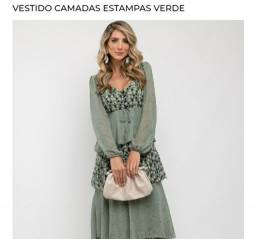 Vestido presage(O Vestido é igual a este da foto)