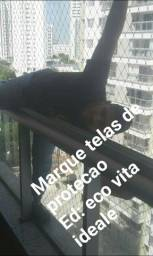 Telas de protecao * whats