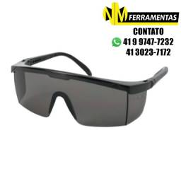 Óculos De Segurança Jaguar Cinza Ca.10.346 Kalipso